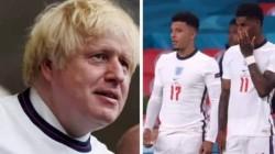 British Pm Boris Johnson On Racial Abuse Of England S Euro 2020 Team