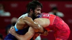 Tokyo Olympics 2020 Indian Wrestler Bajrang Punia Won Bronze Medal
