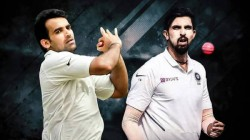 Here The Statistical Comparison Of Pacers Ishant Sharma And Zaheer Khan