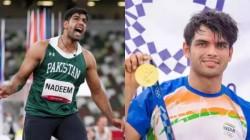Tokyo Olympics Golden Boy Neeraj Chopra Revealed That Pakistan Player Arshad Nadeem Took Away His