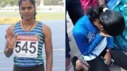 Olympic Athlete Dhanalakshmi Sister Passed Away Sad Story