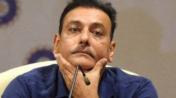 Ravi Shastri And Other Coaches Look To Leave From Indian Team After T20 World Cup In Uae