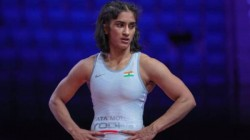 Indian Wrestler Vinesh Phogat Temporarily Suspended By The Wrestling Federation Of India Wfi For I