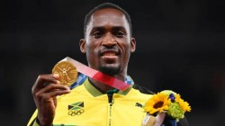 Jamaican Hurdler Hansle Reached Wrong Venue Stranger Helped And Won Olympic Gold