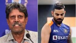 Former Cricketer Kapil Dev Backs Kohli S Decision To Step Down As T20 Captain