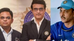 Bcci President Ganguly On Appointment Of Team India S New Headcoach