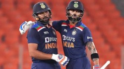 Rohit Sharma Might Replace Kohli As White Ball Skipper After T20 World Cup