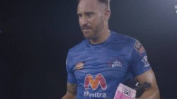 Csk Vs Mi Ipl 2021 Faf Du Plessis Joins Csk Squad