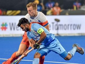 ஹாக்கி உலகக்கோப்பை 2018 : இந்தியாவை வீழ்த்தியது நெதர்லாந்து.. நிறைவேறாத அரையிறுதிக் கனவு