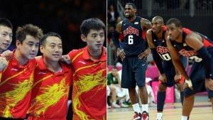 """Tokyo Olympic: தொடரும் """"நீயா - நானா"""" யுத்தம்.. அமெரிக்கா - சீனா இடையே """"நெக் டூ நெக்"""" மோதல்"""