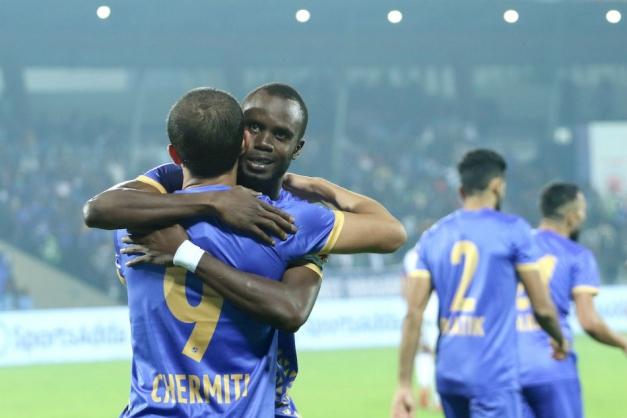 ISL 2019-20 : வீழ்ந்தது சாம்பியன் பெங்களூரு.. மும்பை சிட்டி அணி அதிரடி வெற்றி!